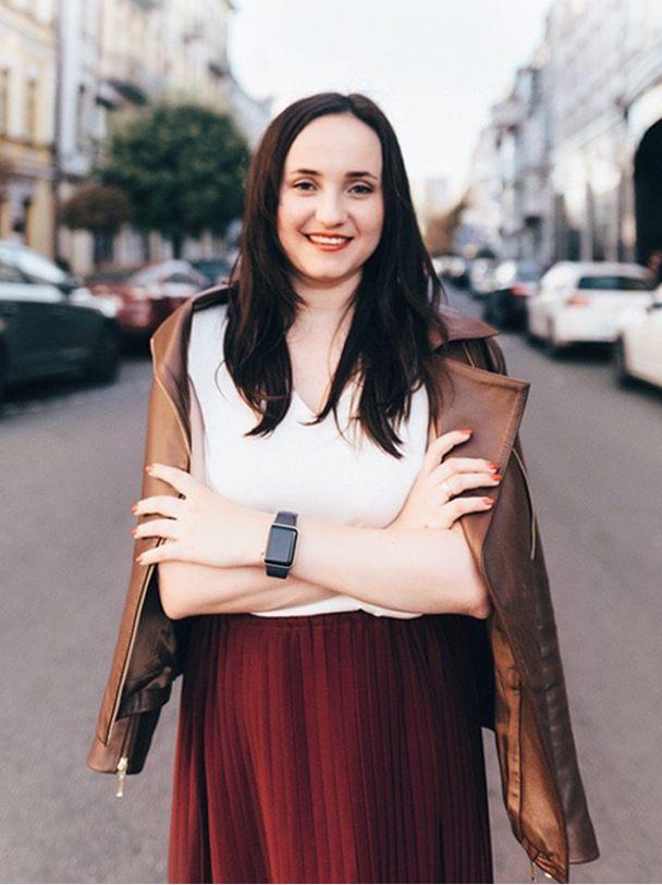 Автор блога - Ирина Криница