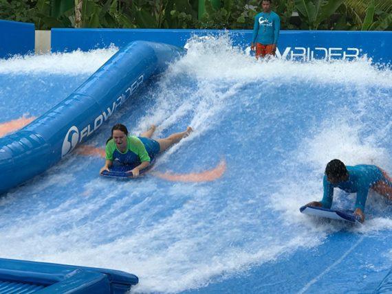 Тренажер серфинга